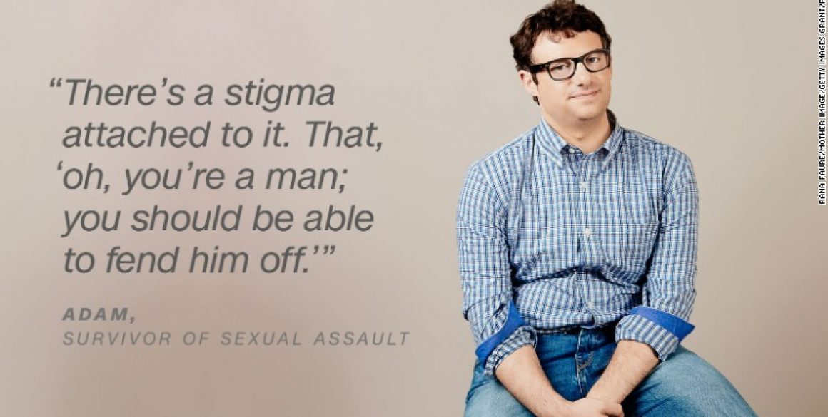What it's Like to be a Male Survivor of Sexual Assault?