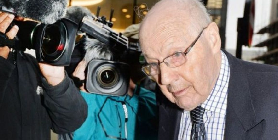 Sex Abuse Bishop Peter Ball Released From Prison